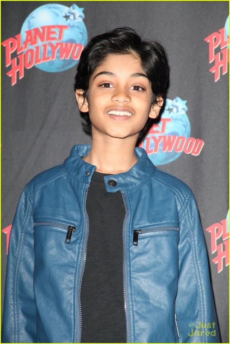 Rohan Chand Rohan Chand Promotes 39Bad Words39 at Planet Hollywood