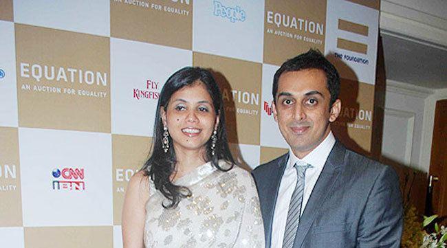Rohan Gavaskar (Cricketer) family