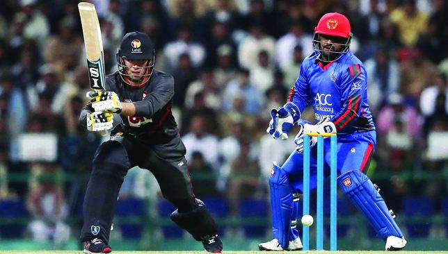 UAE captain Rohan Mustafa wants batsmen to step up and seal series
