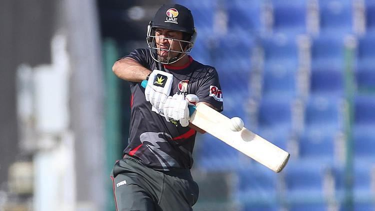 UAE cricket buoyed by Rohan Mustafa pauper to prince at Asia Cup