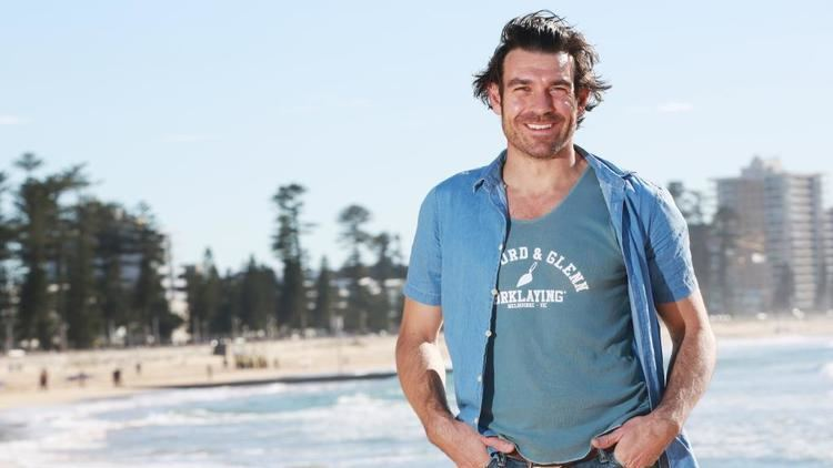 Rohan Nichol Actor Rohan Nichol has joined Home Away and reckons he might stay