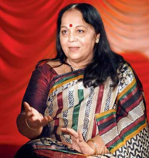 Rohini Hattangadi Rohini Hattangadi is back to Marathi cinema Entertainment