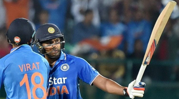 India vs South Africa Dharamsala T20I stats Rohit Sharma second