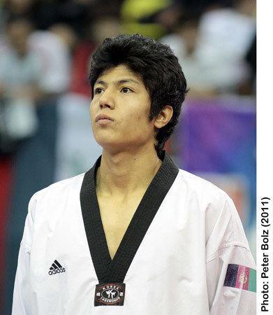 Rohullah Nikpai NIKPAI Rohullah Taekwondo Data