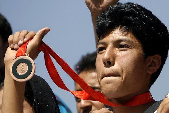 Rohullah Nikpai Afghanistan trailblazer targets London gold Rediff Sports