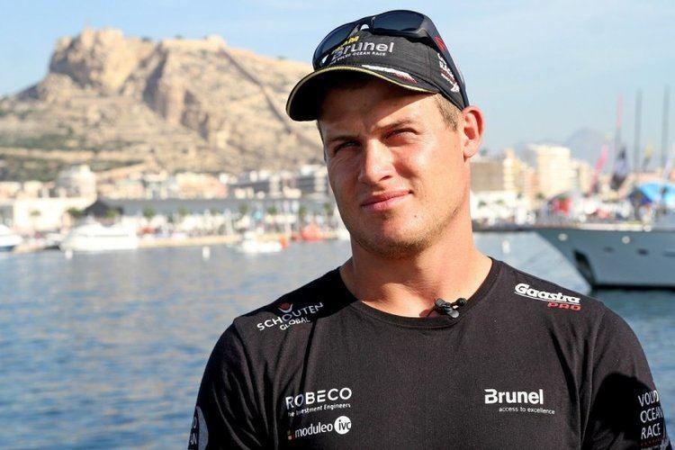 Rokas Milevičius R Mileviius Volvo Ocean Race buriavimo lenktyni tikslas