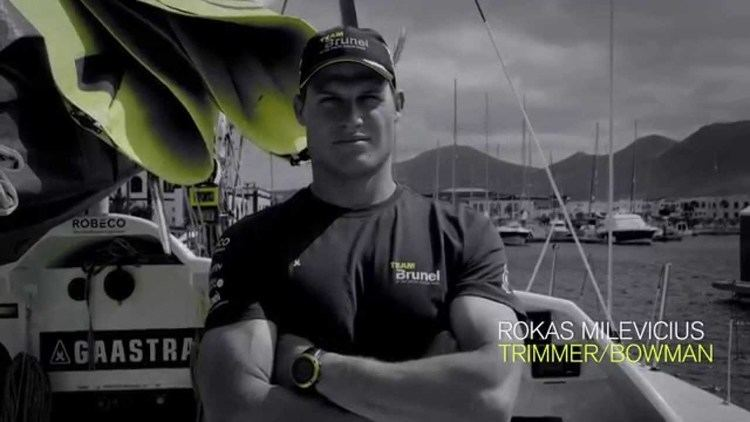 Rokas Milevičius Rokas Mileviius BowmanTrimmer of Team Brunel YouTube
