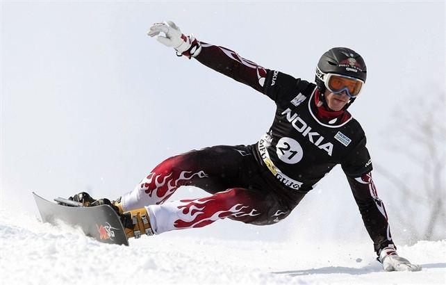 Roland Fischnaller (snowboarder) Snowboard intervista a Roland Fischnaller GQItaliait