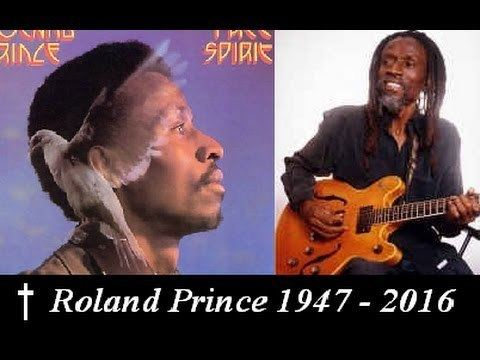 Roland Prince Roland Prince Dead at age 69 jazz guitarist Dies YouTube