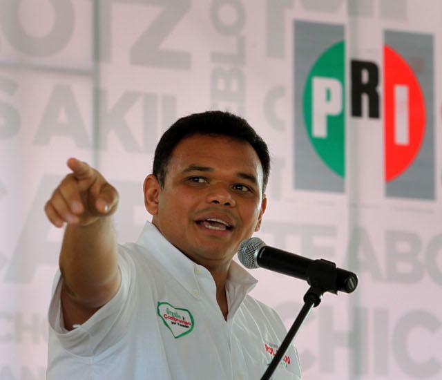 Rolando Zapata Bello El priista Rolando Zapata Bello nuevo Gobernador de Yucatan con 51