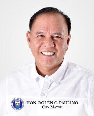 Rolen Paulino Welcome to Olongapo City Mayor