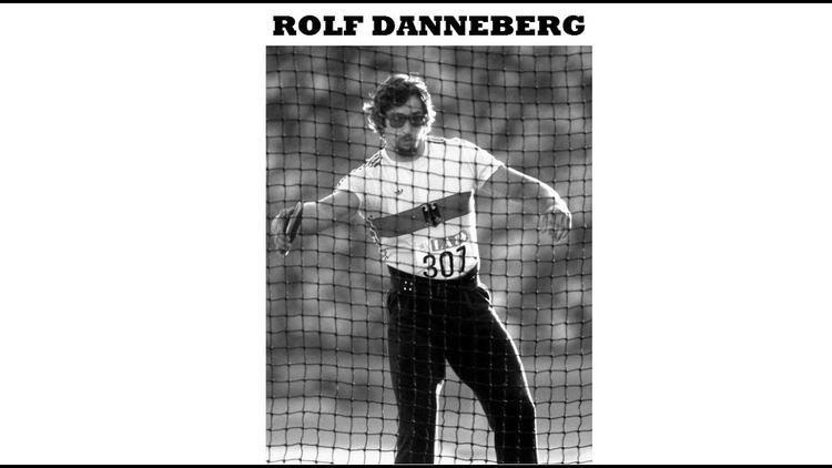 Rolf Danneberg Rolf DANNEBERG 1984 Olympic Games discus Champion YouTube
