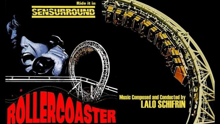 Rollercoaster (1977 film) Lalo Schifrins music score from ROLLERCOASTER 1977 Music