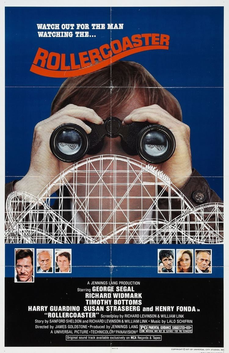Rollercoaster (1977 film) Happyotter ROLLERCOASTER 1977
