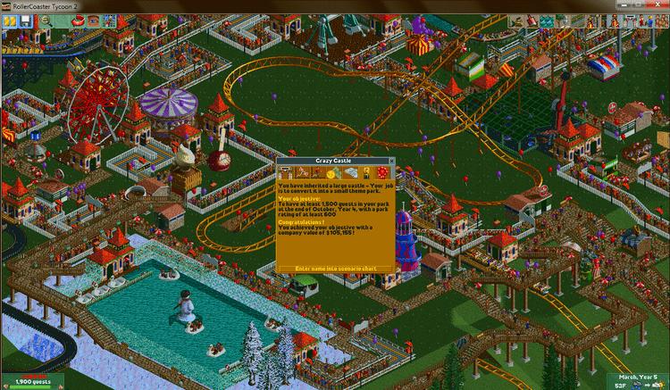 RollerCoaster Tycoon 2 - Alchetron, The Free Social Encyclopedia