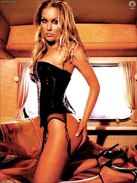 Heather Graham Roller Girl