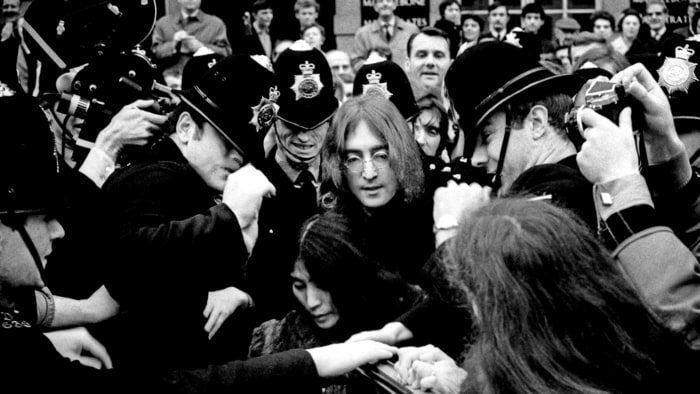 Rolling Stone John Lennon The Rolling Stone Interview Rolling Stone