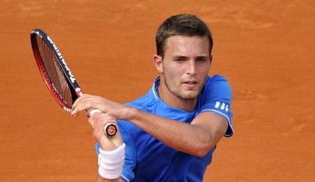 Romain Jouan romain jouan tennis served fresh