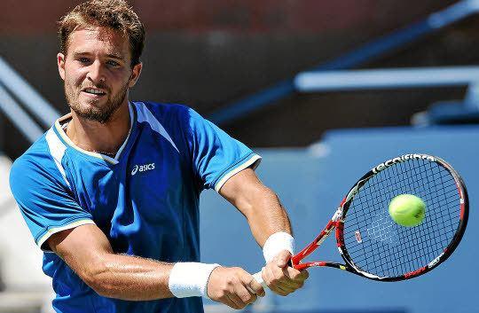 Romain Jouan Tennis Moi Romain Jouan 219e joueur mondial Sept