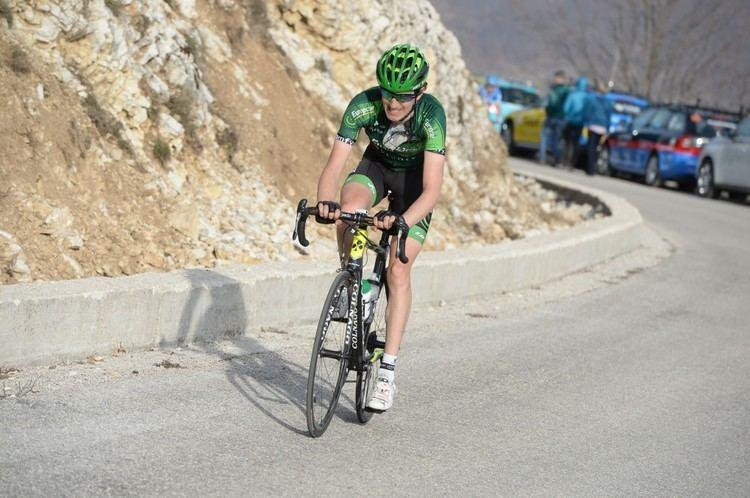 Romain Sicard 5 Romain Sicard Team Europcar Vuelta a Espana 2
