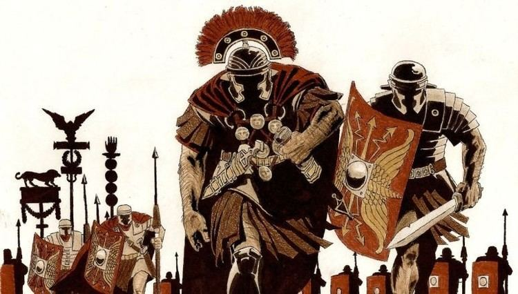 Roman army Animation Gives A Neat Overview Of The Roman Army Organization