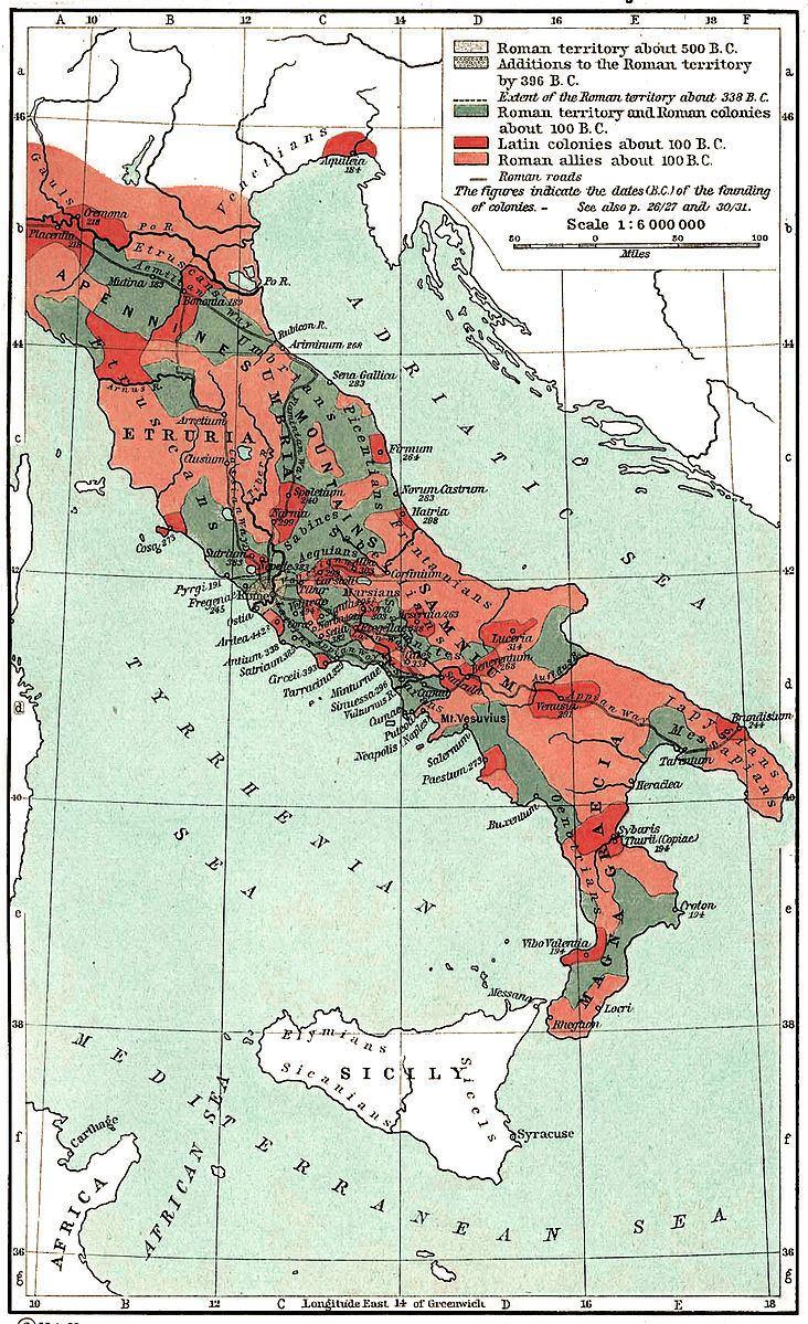 Roman army of the mid-Republic