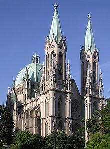 Roman Catholic Archdiocese of São Paulo httpsuploadwikimediaorgwikipediacommonsthu