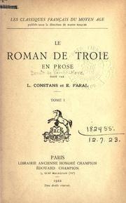 Roman de Troie httpsarchiveorgservicesimgleromandetroieen0