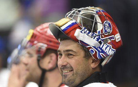 Roman Čechmánek Zkrachoval hokejov brank echmnek Rozprodvaj mu majetek