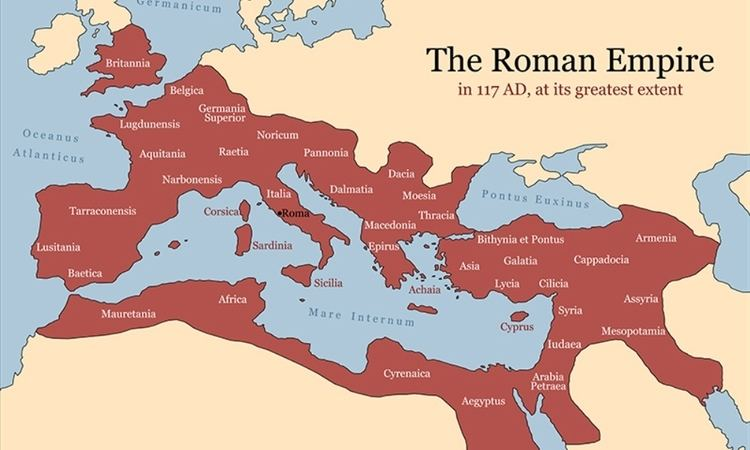 Roman Empire Fall of the Roman Empire The Huffington Post