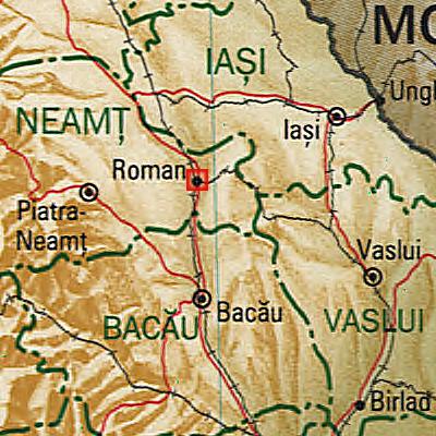 Shtetllinks Roman Romania