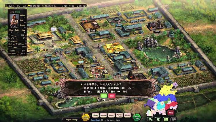 Romance of the Three Kingdoms 12 Let39s Play Romance of the Three Kingdoms XII IN ENGLISH sort of