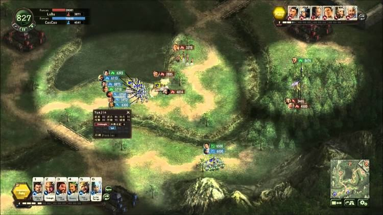 Romance of the Three Kingdoms 12 Let39s Play Romance of the Three Kingdoms 12 in English 008 1 video