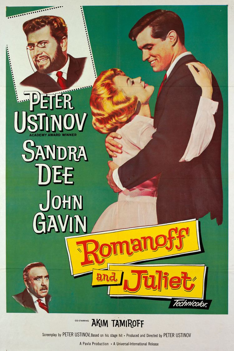 Romanoff and Juliet (film) wwwgstaticcomtvthumbmovieposters1462p1462p