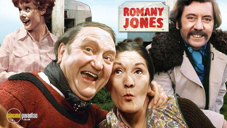 Romany Jones Romany Jones 19721975 TV Series CinemaParadisocouk