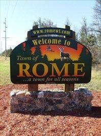 Rome, Adams County, Wisconsin imggroundspeakcomwaymarkingdisplay59acae26f5