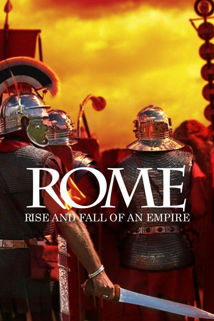 Ancient Rome: The Rise and Fall of an Empire (TV Mini