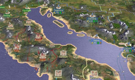 rome total realism vii fate of empires