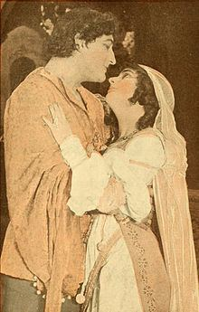 Image result for Romeo and Juliet 1916