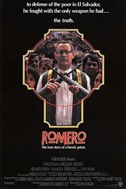 Romero (film) Romero film Wikipedia
