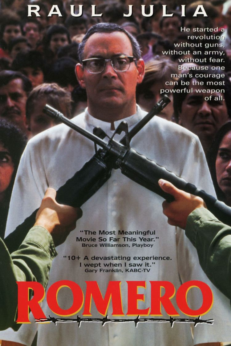 Romero (film) wwwgstaticcomtvthumbdvdboxart11695p11695d