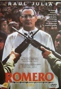 Romero (film) SUPER MARTYRIO Romero The Movie 25th Anniv Edition
