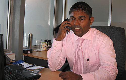 Romesh Kaluwitharana (Cricketer)