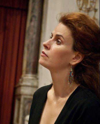 Romina Basso Romina Basso Mezzosoprano Short Biography