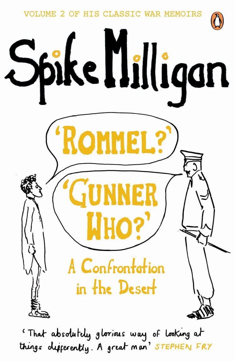 """""""Rommel"""" """"Gunner Who"""" """"Rommel"""" """"Gunner Who"""""""