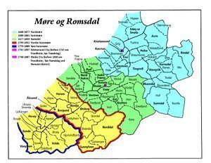 Romsdal Mre og Romsdal County Norway Genealogy Genealogy FamilySearch Wiki