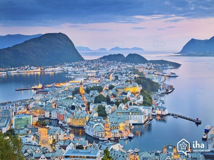 Romsdal MORE OG ROMSDAL COUNTY GTE SELF CATERING rentals Norway IHAcom