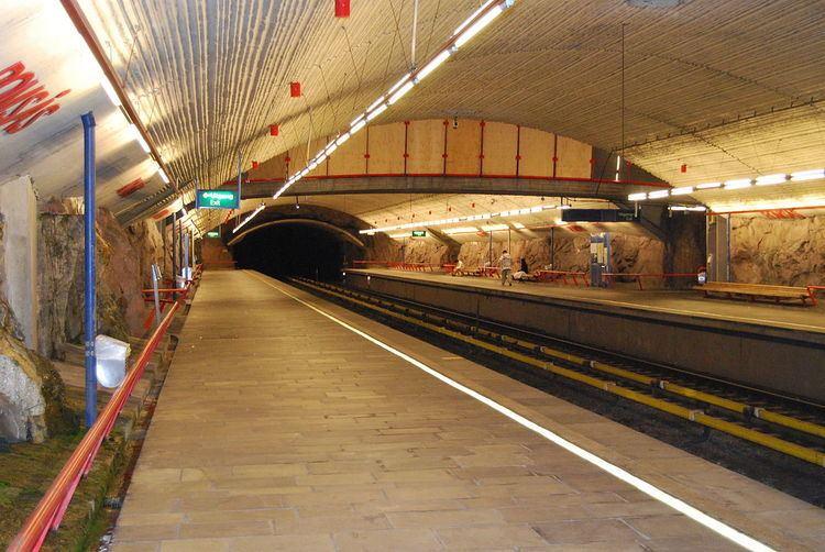 Romsås (station)