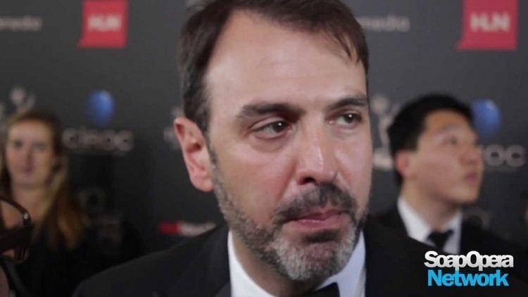Ron Carlivati ON THE RED CARPET Ron Carlivati Head Writer General Hospital