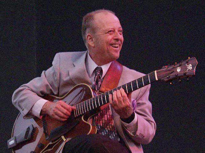 Ron Eschete Ron Eschete Interview Sept 12 2014 Jazz Guitar Society